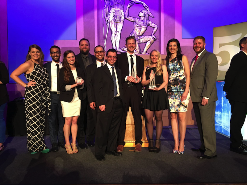 Search Discovery Wins Big At The 59th Annual AMY Awards!