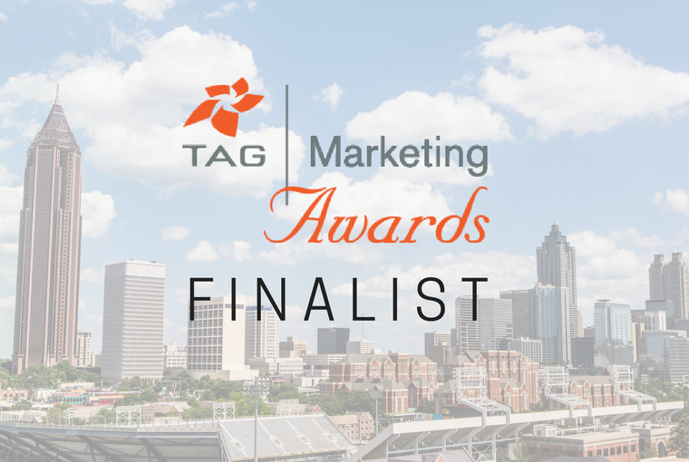 Search Discovery Nominated for 2016 TAG Awards